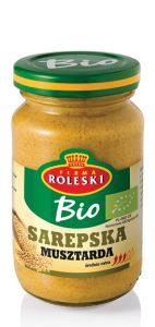 Organic Sarepska Mustard BIO