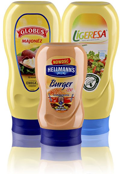 Sauces and mayonnaises