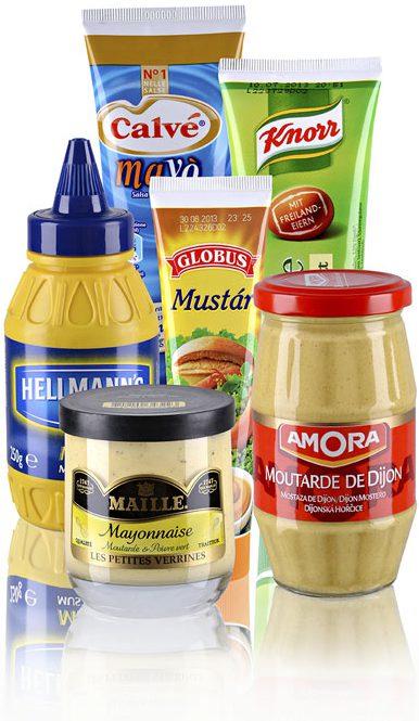 Musztardy i majonezy