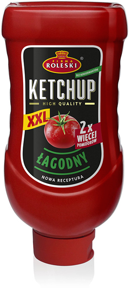 Ketchup Łagodny XXL
