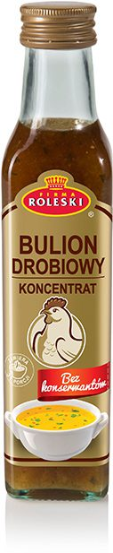 Poultry Bouillon Concentrate
