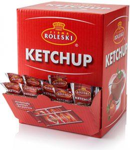 Ketchup – single-use sachets
