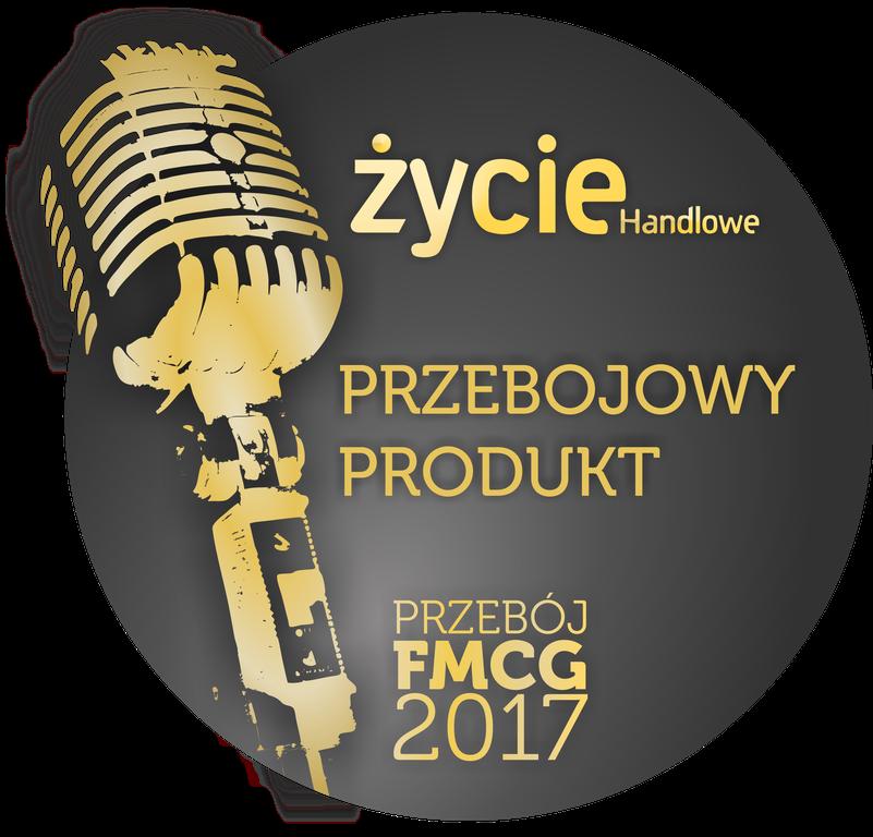Nagroda: Przebojowy Produkt 2017 ketchup