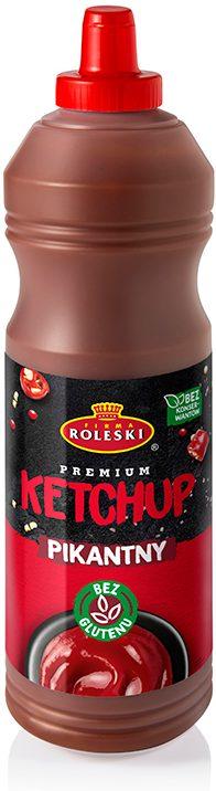 Premium Hot Ketchup