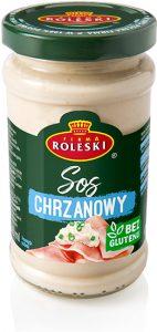 Horseradish Sauce (Sos Chrzanowy)