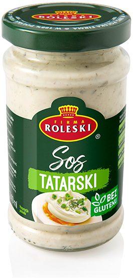 Tartare sauce (Sos Tatarski)
