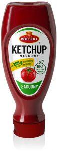 Ketchup Markowy Łagodny