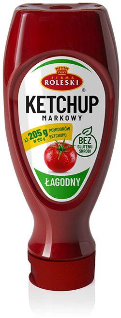Mild Ketchup (Ketchup Markowy Łagodny)