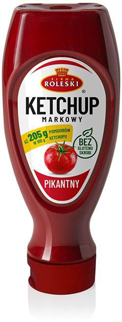 Hot Ketchup (Ketchup Markowy Pikantny)