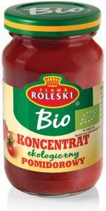 Ekologiczny Koncentrat Pomidorowy BIO
