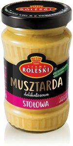 Table Mustard  (Musztarda Stołowa)
