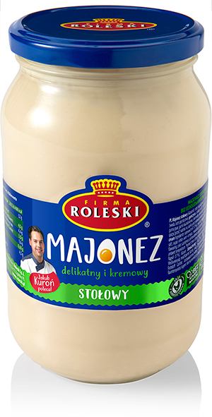 Table Mayonnaise 850 ml (Majonez Stołowy)