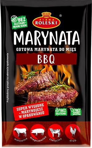 Marynata BBQ – gotowa do użycia