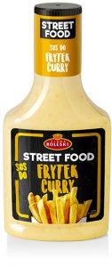 Sos do Frytek Curry – Street Food