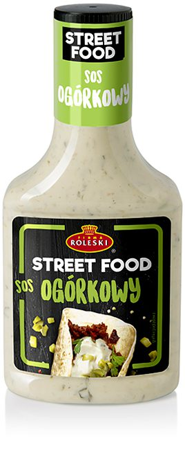 Sos Ogórkowy – Street Food