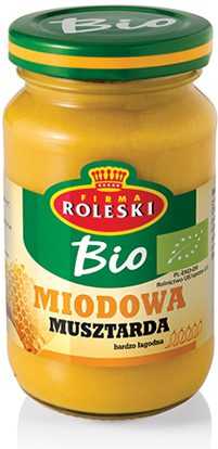 Organic Honey Mustard BIO