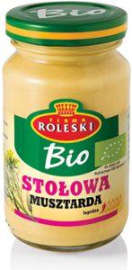 Organic Table Mustard BIO