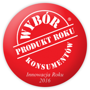 Nagroda: Produkt Roku 2016 Wybór Konsumentów ketchup i marynaty