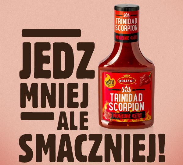 """""""Jedz mniej, ale smaczniej"""" – nowa kampania Roleski z Sonią Bohosiewicz"""