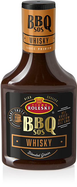Sos BBQ Whisky