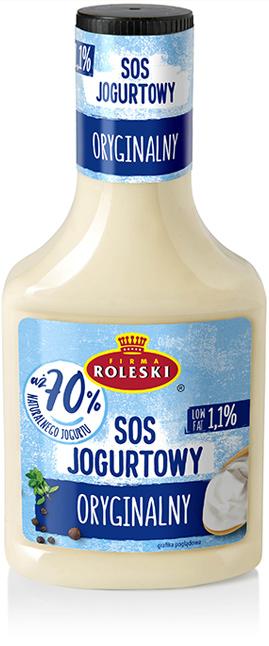 Sos Jogurtowy Oryginalny