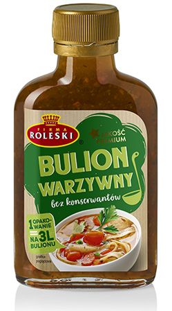 Vegetable Bouillon Concentrate
