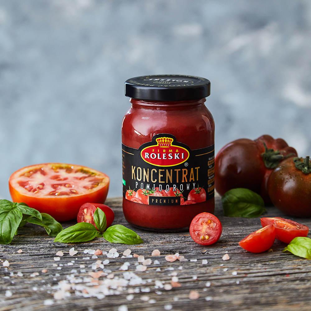 Koncentraty pomidorowe premium