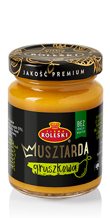Pear Mustard