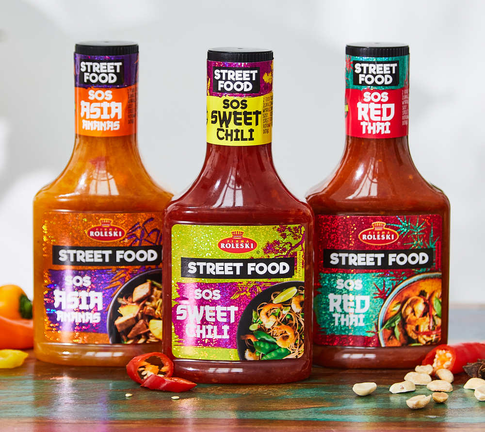 Sosy Street Food Azja