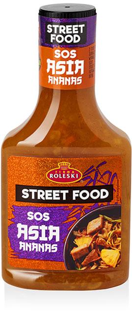 Street Food Asia Pineapple Sauce