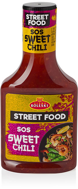 Sos Sweet Chili Street Food