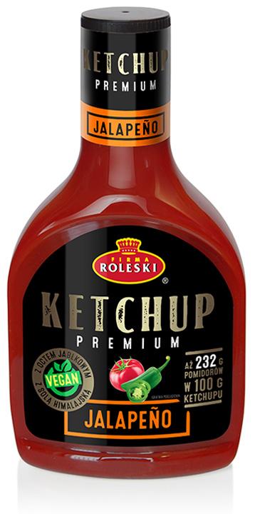 Ketchup Premium Jalapeno