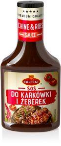 Sos do Karkówki i Żeberek