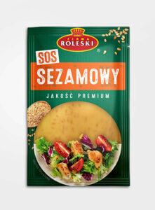 Sos Sezamowy