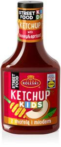 Street Food Ketchup Kids z Miodem i Morelą